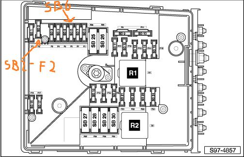 octavia mk2 sb6 fuse location