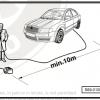 Airbag deployment from ERWIN manual