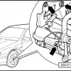 octavia Mk1 front sensor location
