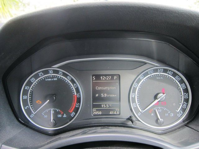 Avg fuel consumption