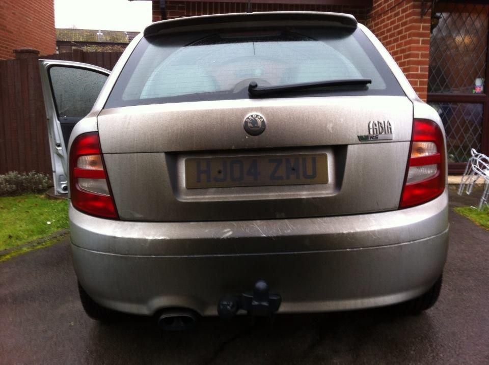 Best Way To Clean Car Seats >> Fabia VRS Seat cleaning MK1 - Skoda Fabia Mk I - BRISKODA