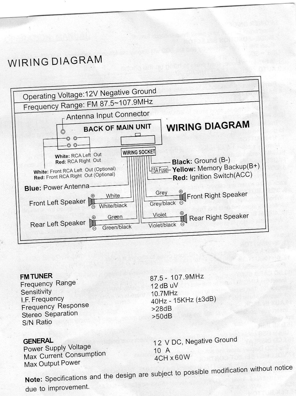 Skoda Felicia Radio Wiring Diagram Schematics 12 Volt Negative Ground Again Favorit Fun And Av System