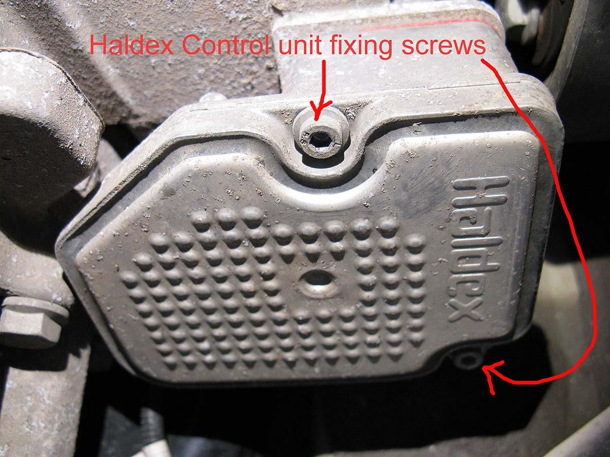 Haldex Clutch Pump - Page 4 - Skoda Yeti Guides