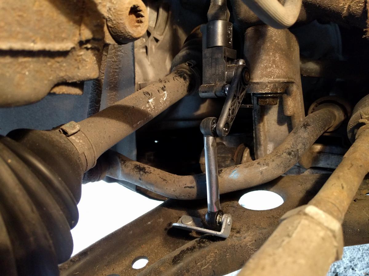 Mk2 2004-2013 2.0 TDI ABS Wheel Speed Sensor Rear Left Fits Octavia