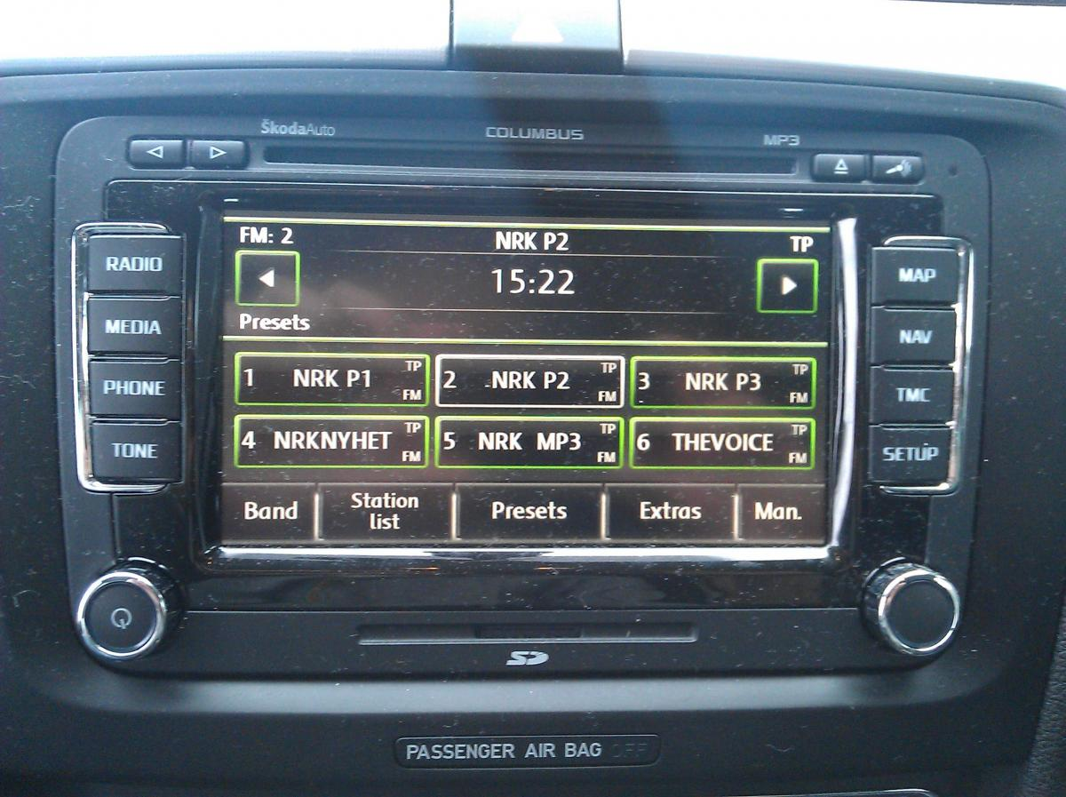 RNS510 Firmware query - In Car Entertainment (ICE) and Security
