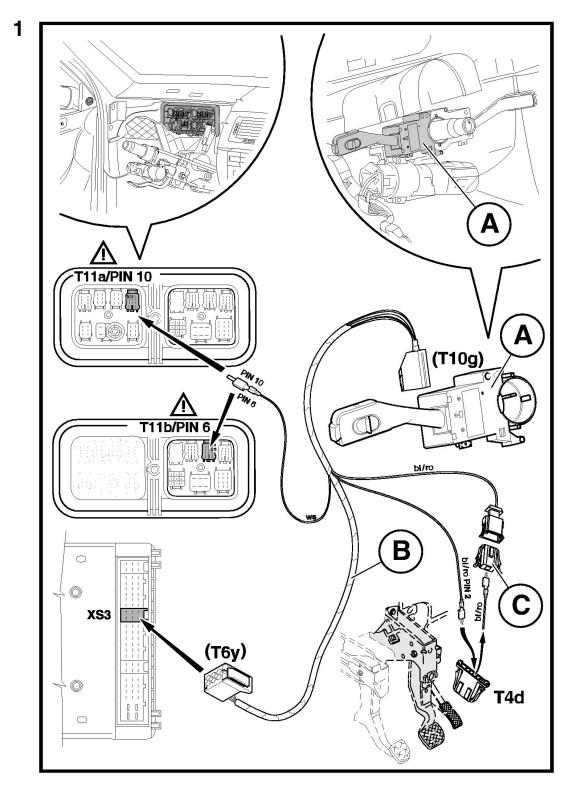 cruise control retrofit to fabia skoda fabia mk i briskoda rh briskoda net Cruise Control Block Diagram Ford Cruise Control Diagram