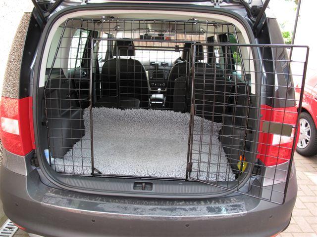 Yeti Dog Guard Luggage Restraint Amp Sunvisors Skoda Yeti