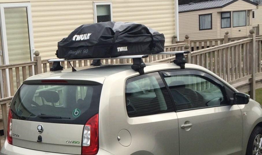 Thule Ranger 90 Roof Bag Now Sold Parts For Sale Briskoda