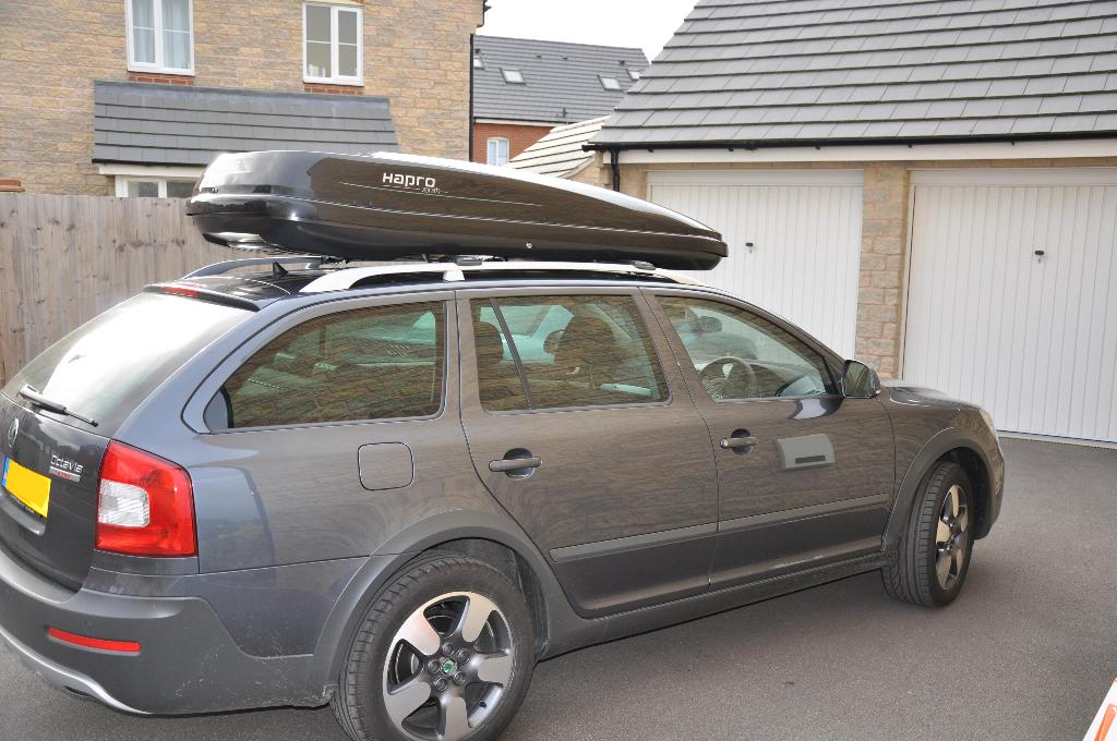 Recommend Me Some Roof Bars Skoda Octavia Mk Ii 2004