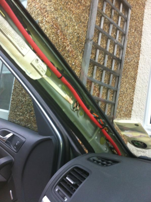Dash Cam Self Install Ddpai M6 Skoda Octavia Mk Iii