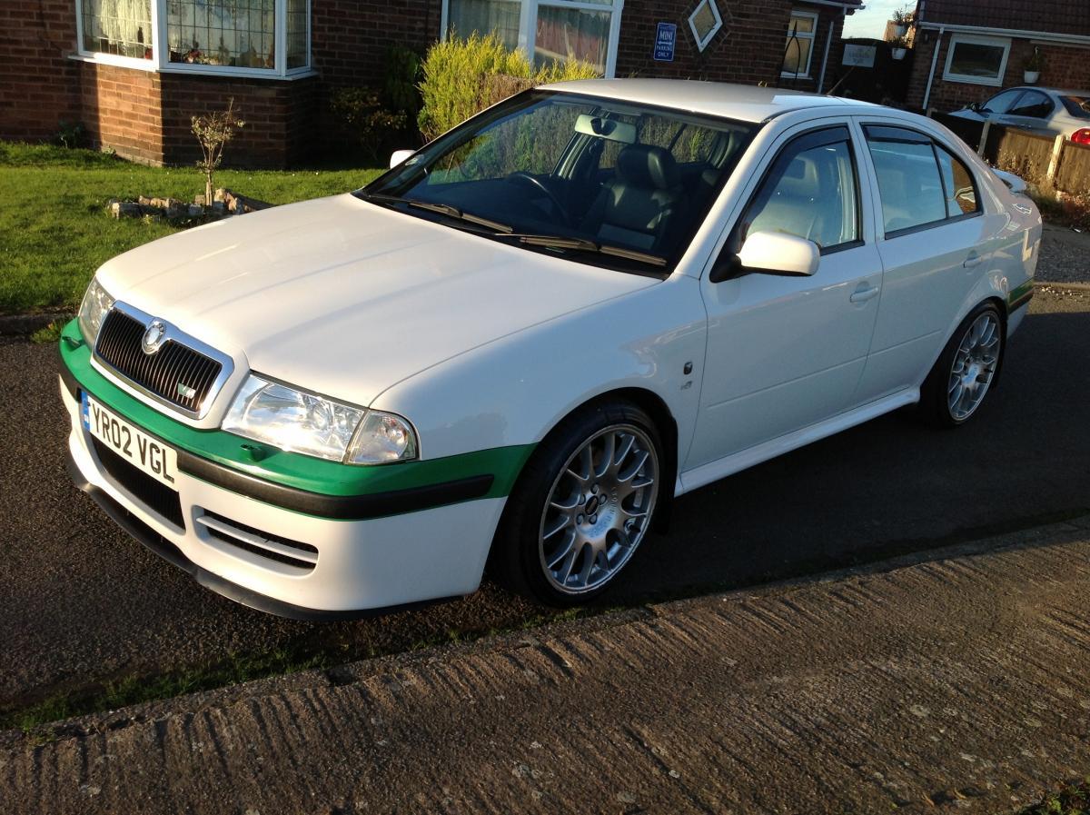 Vehicles For Sale: Skoda Octavia VRS WRC