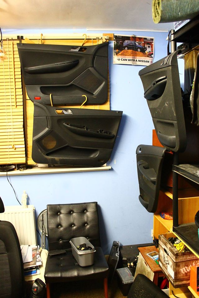 Heated Seat Wiring Diagram - Skoda Fabia Mk I