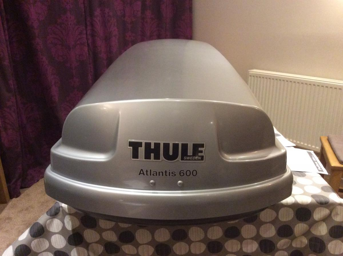 thule atlantis 600 roof box parts for sale briskoda. Black Bedroom Furniture Sets. Home Design Ideas
