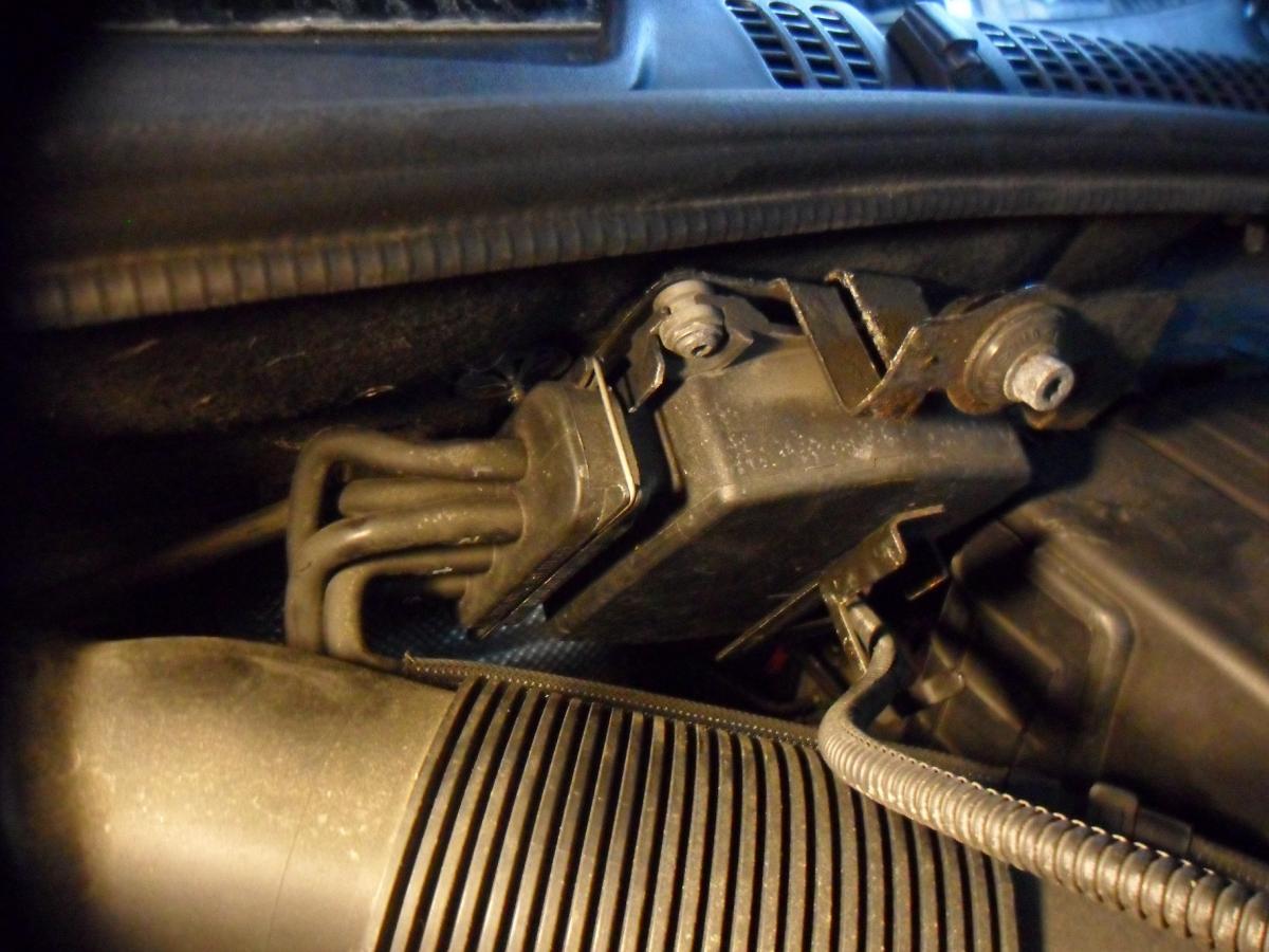 strange noise when engine turned off - Skoda Octavia Mk II