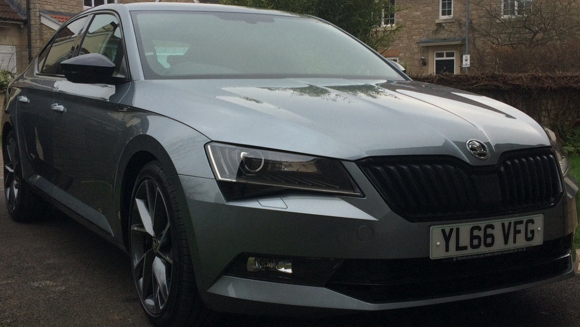 The Superb Iii Picture Thread Page 50 Skoda Superb Mk