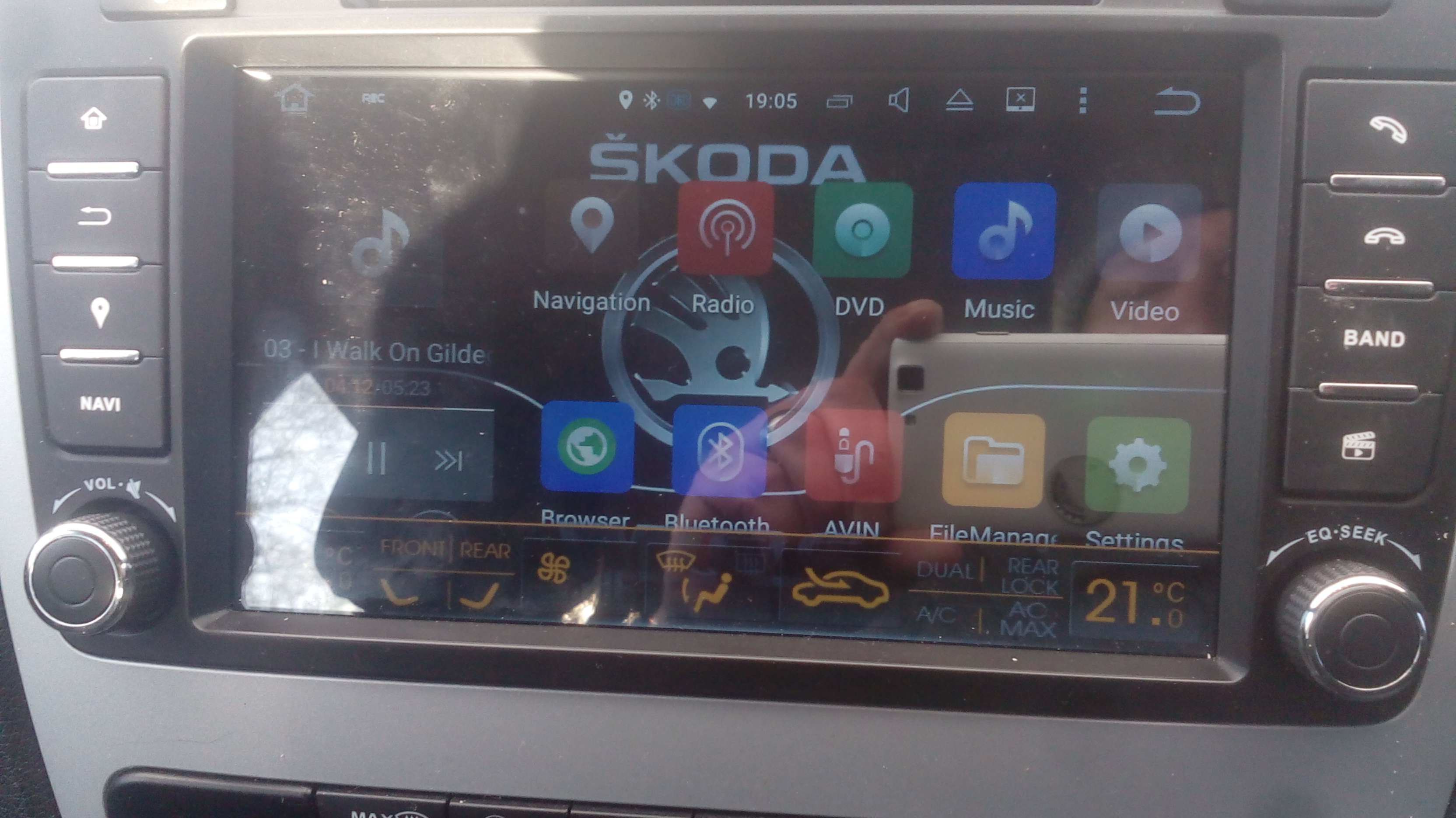 Selecting an android head unit - Page 2 - Skoda Octavia Mk