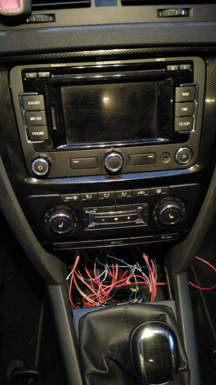 leather heated seat retrofit