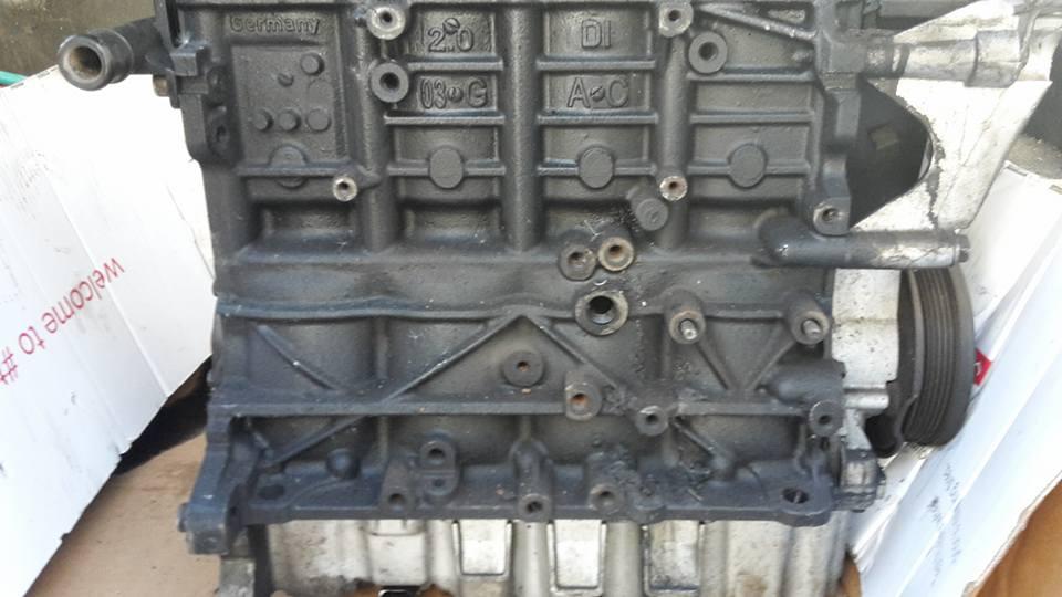 Engine codes - Skoda Octavia Mk II (2004 - 2013) - BRISKODA