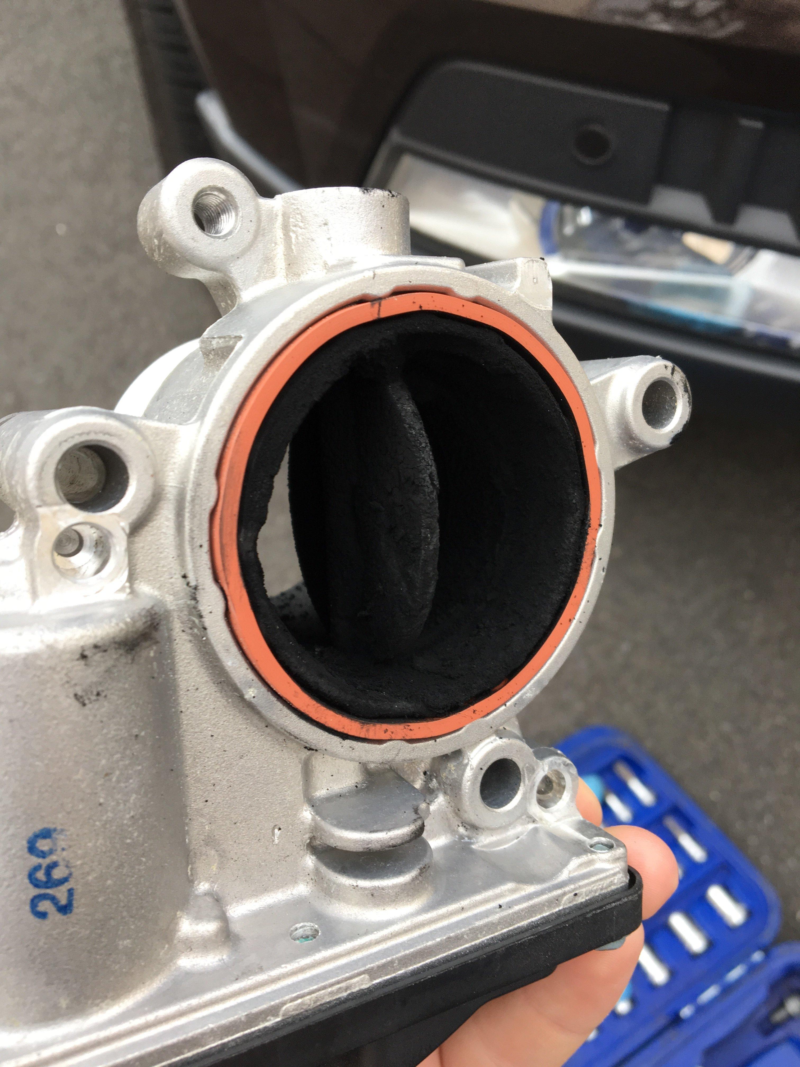 Urgent: Throttle position sensor - safe to drive? - Skoda ...