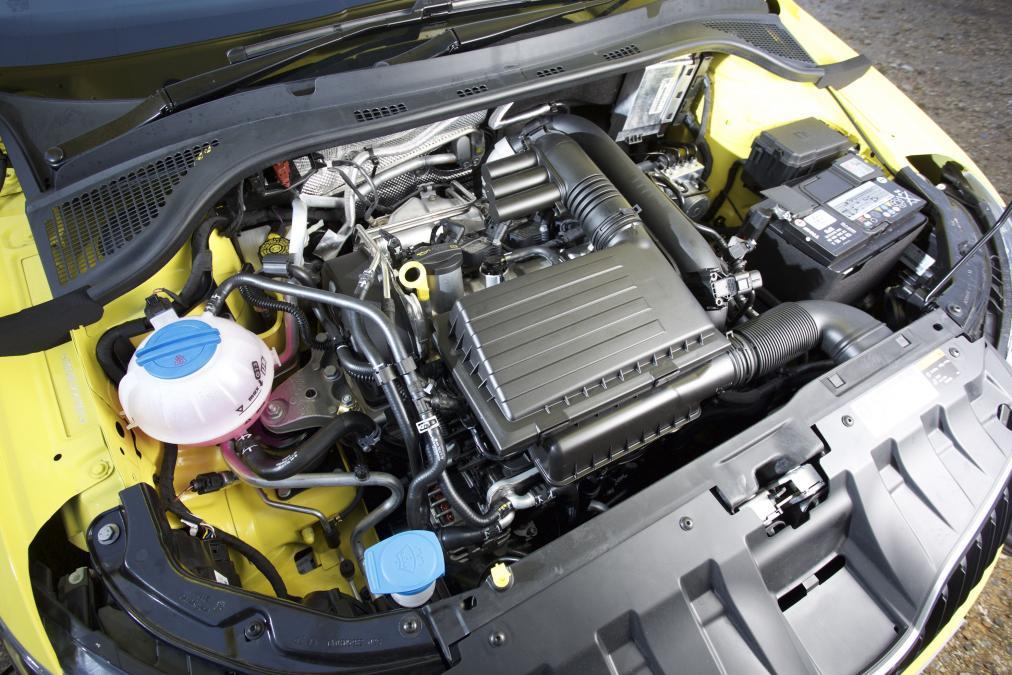 under the bonnet. - skoda fabia mk iii - briskoda skoda pick up 1 3 engine diagram 2011 dodge ram pick up 1500 ac wiring diagram #6