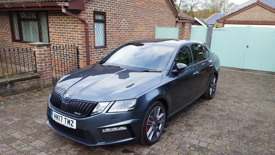Just Ordered A New 2018 Vrs Need Help Deciding Colour Skoda