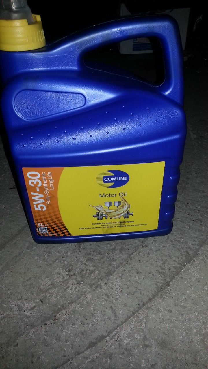 5w 30 fully synthetic comline engine oil skoda octavia for How long does synthetic motor oil last