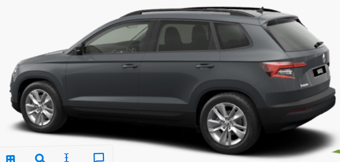 wheel options on se model skoda karoq briskoda. Black Bedroom Furniture Sets. Home Design Ideas