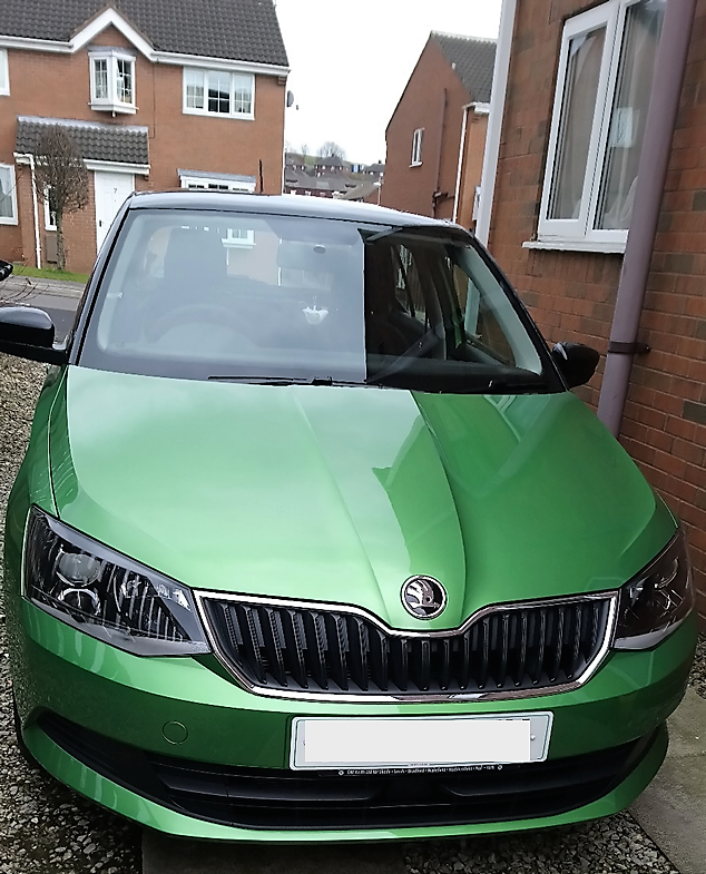 Mk3 Fabia Owners Register