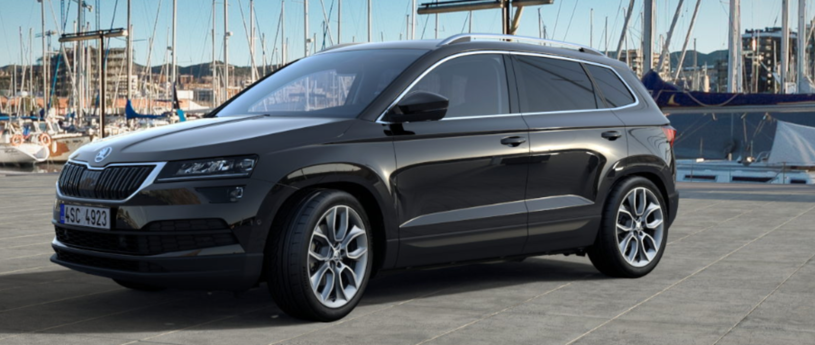 looked at the karoq today an edition model skoda karoq briskoda. Black Bedroom Furniture Sets. Home Design Ideas