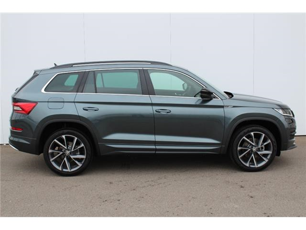 Black Kodiaq >> sportline bussines grey vs quartz grey vs black vs white - Skoda Kodiaq - BRISKODA