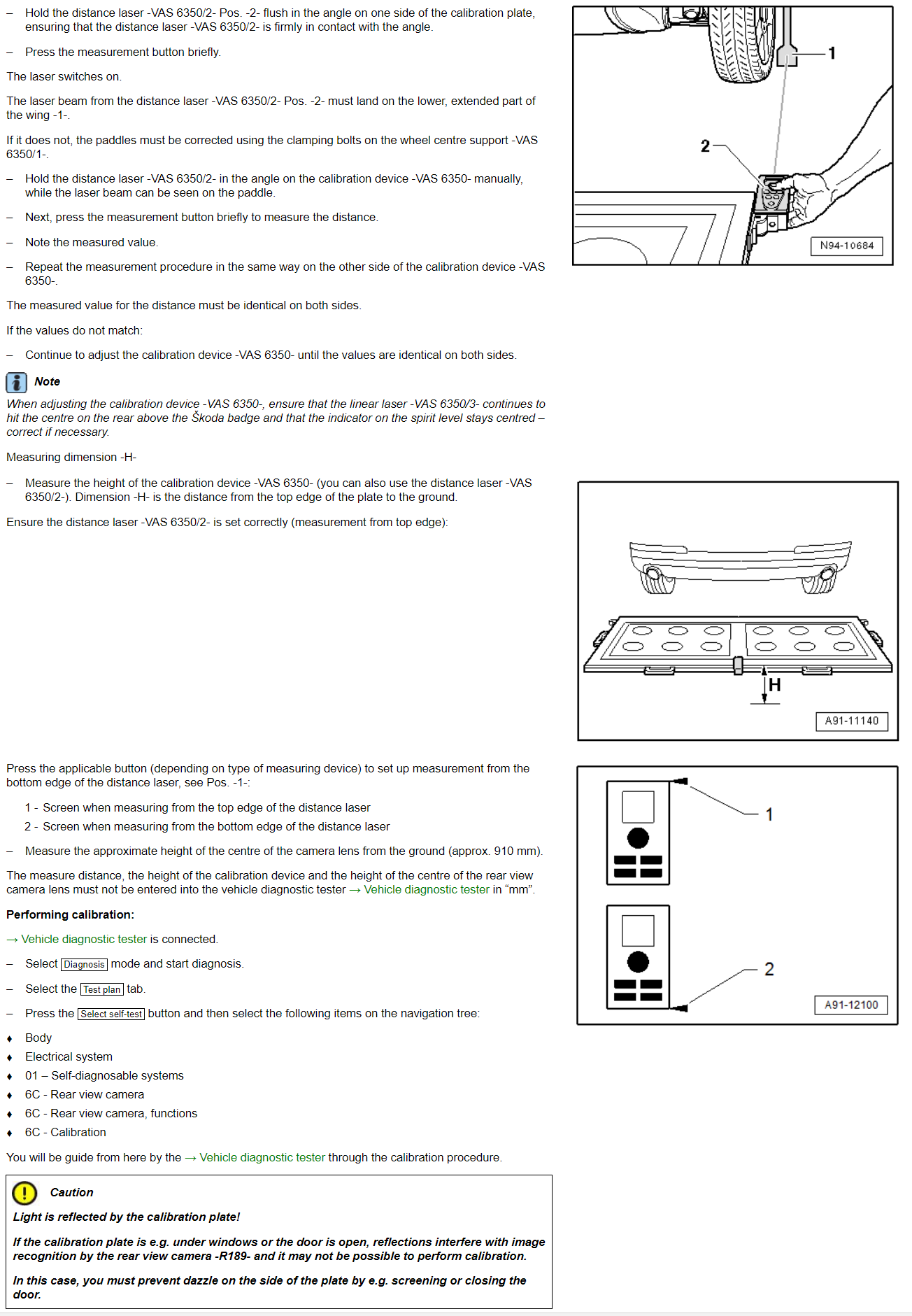 Retro Fit Reversing Camera Skoda Superb Mk Iii Briskoda Wiring Diagram Page 2 Calibration4