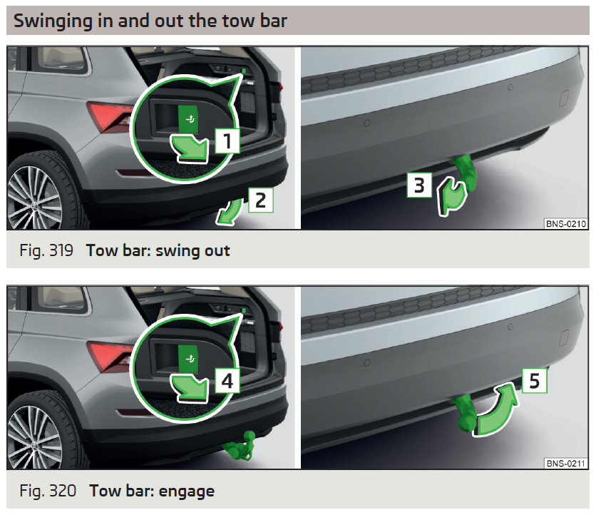 Tow Bar Options When Factory Fit Not Available