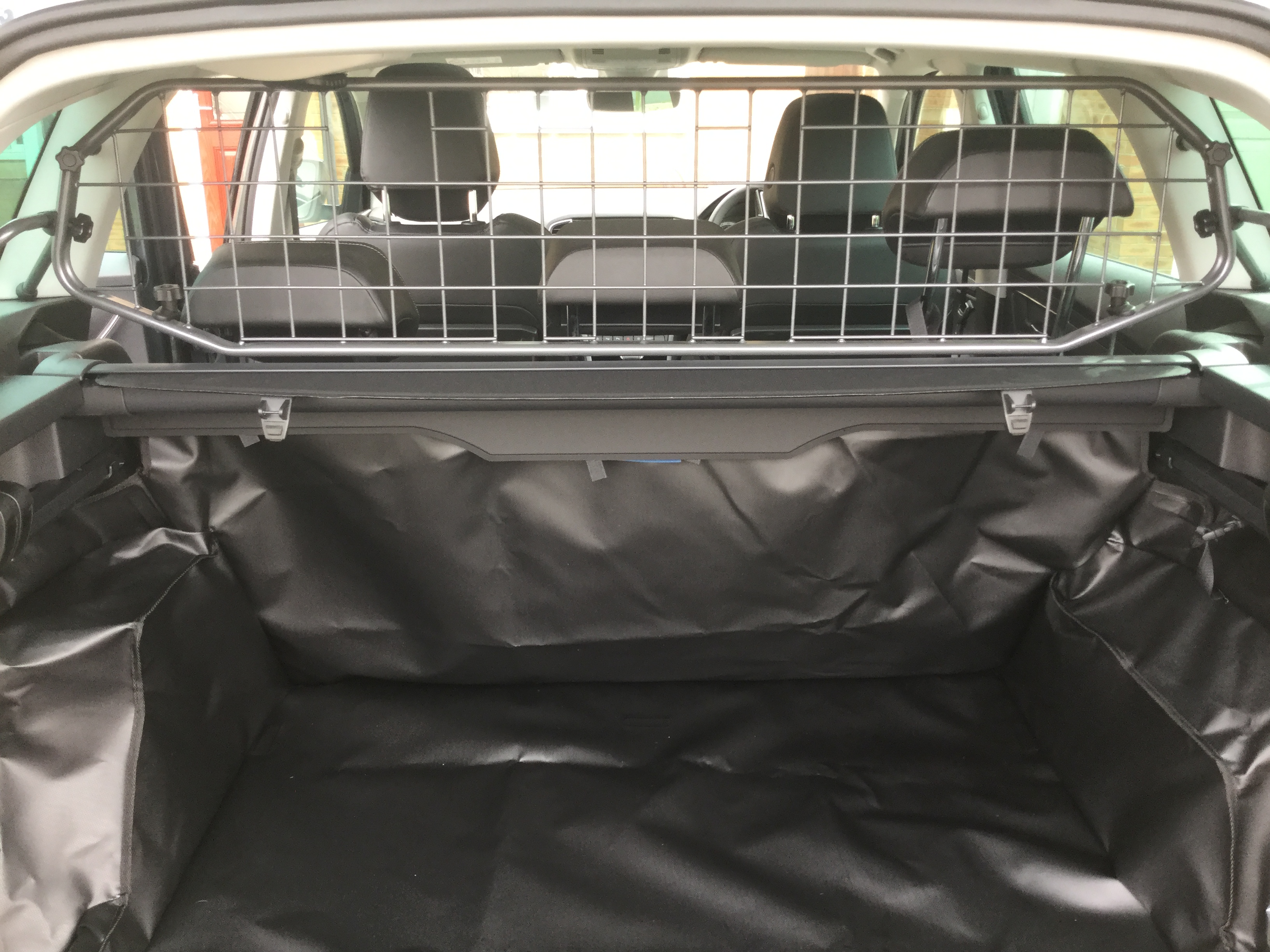 seat leon 2018 boot liner