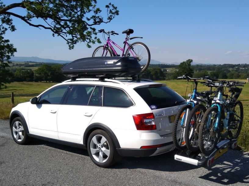 Roof Bars Roof Box Cycle Carriers Page 2 Skoda Octavia