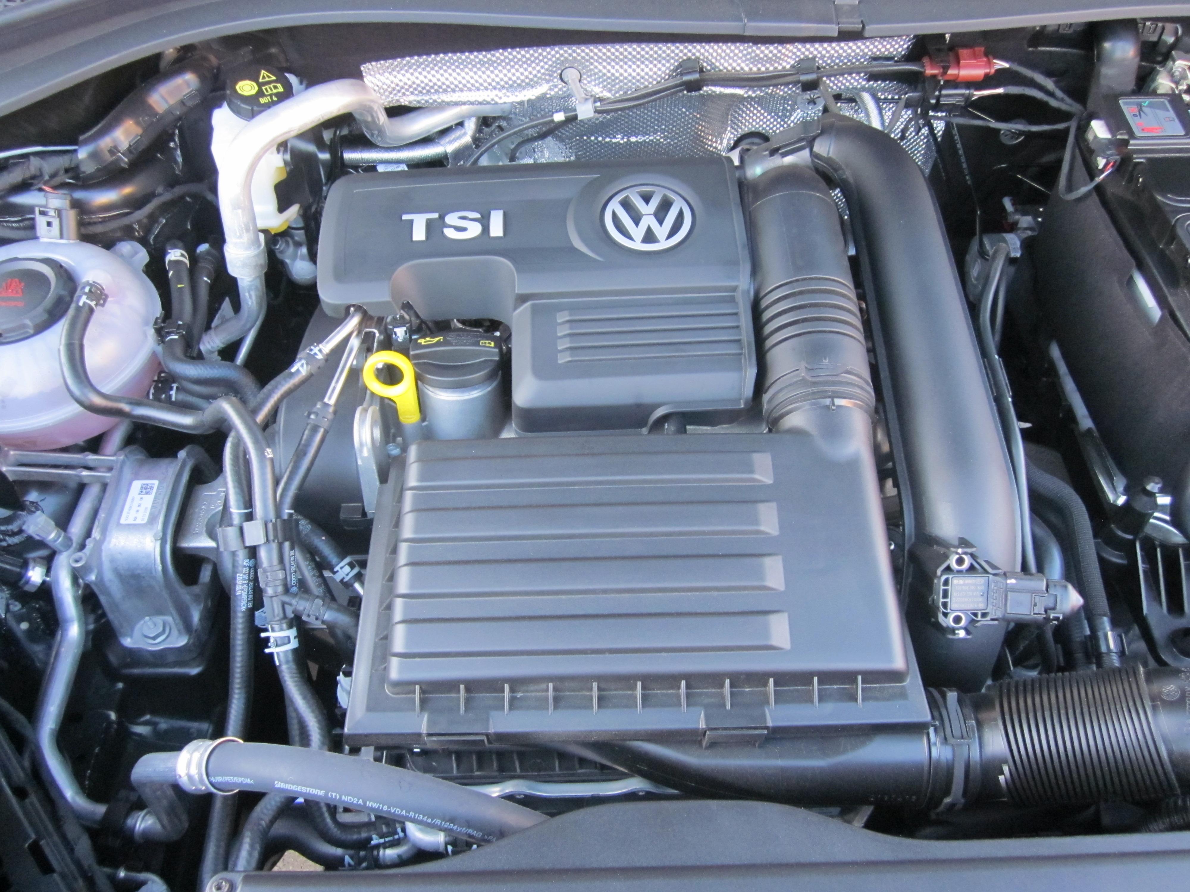 1 4 TSI Engine Cover - Skoda Kodiaq - BRISKODA
