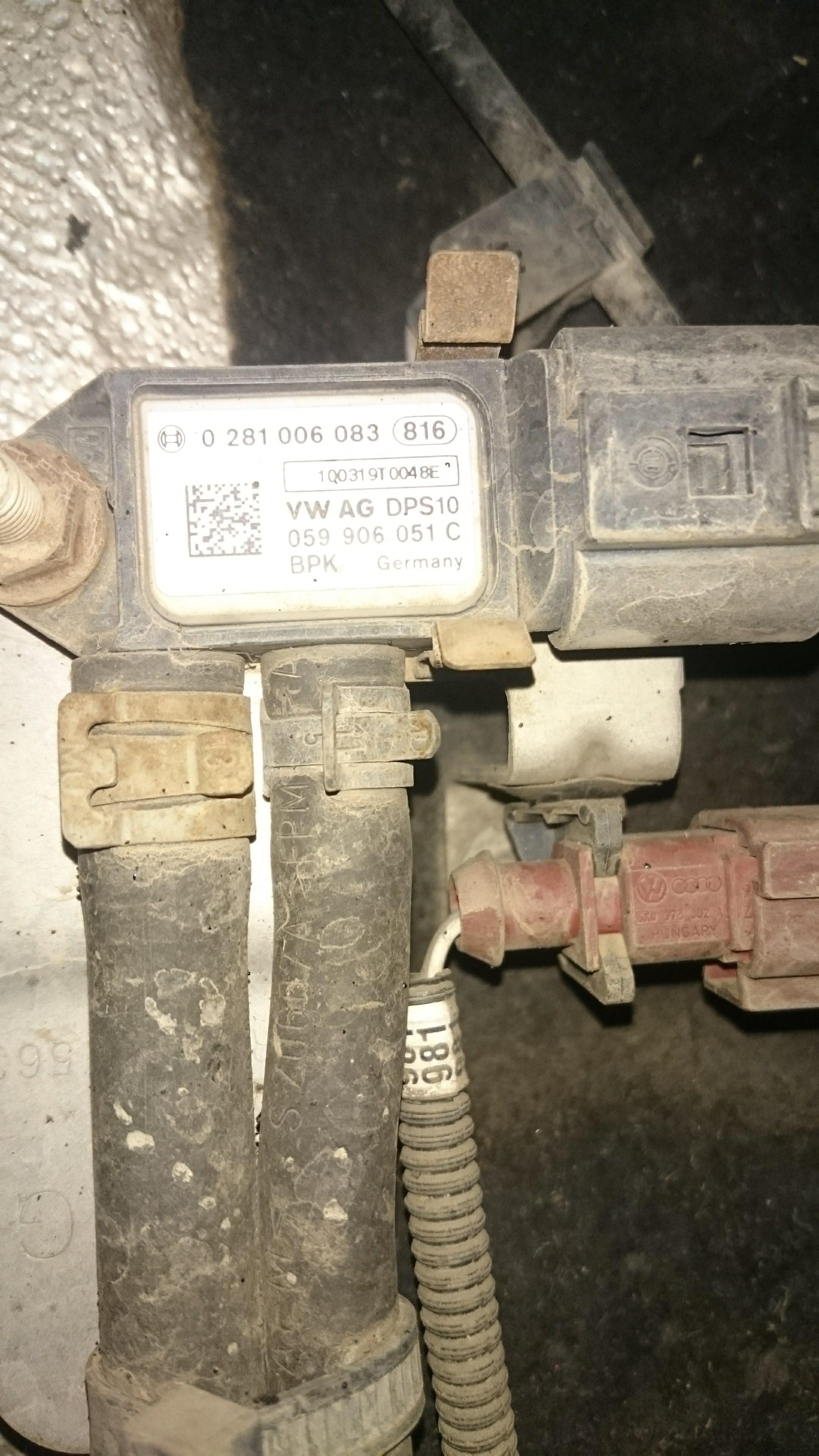 1 6 Tdi CR- bunch of problems inc DPF - Skoda Fabia Mk II