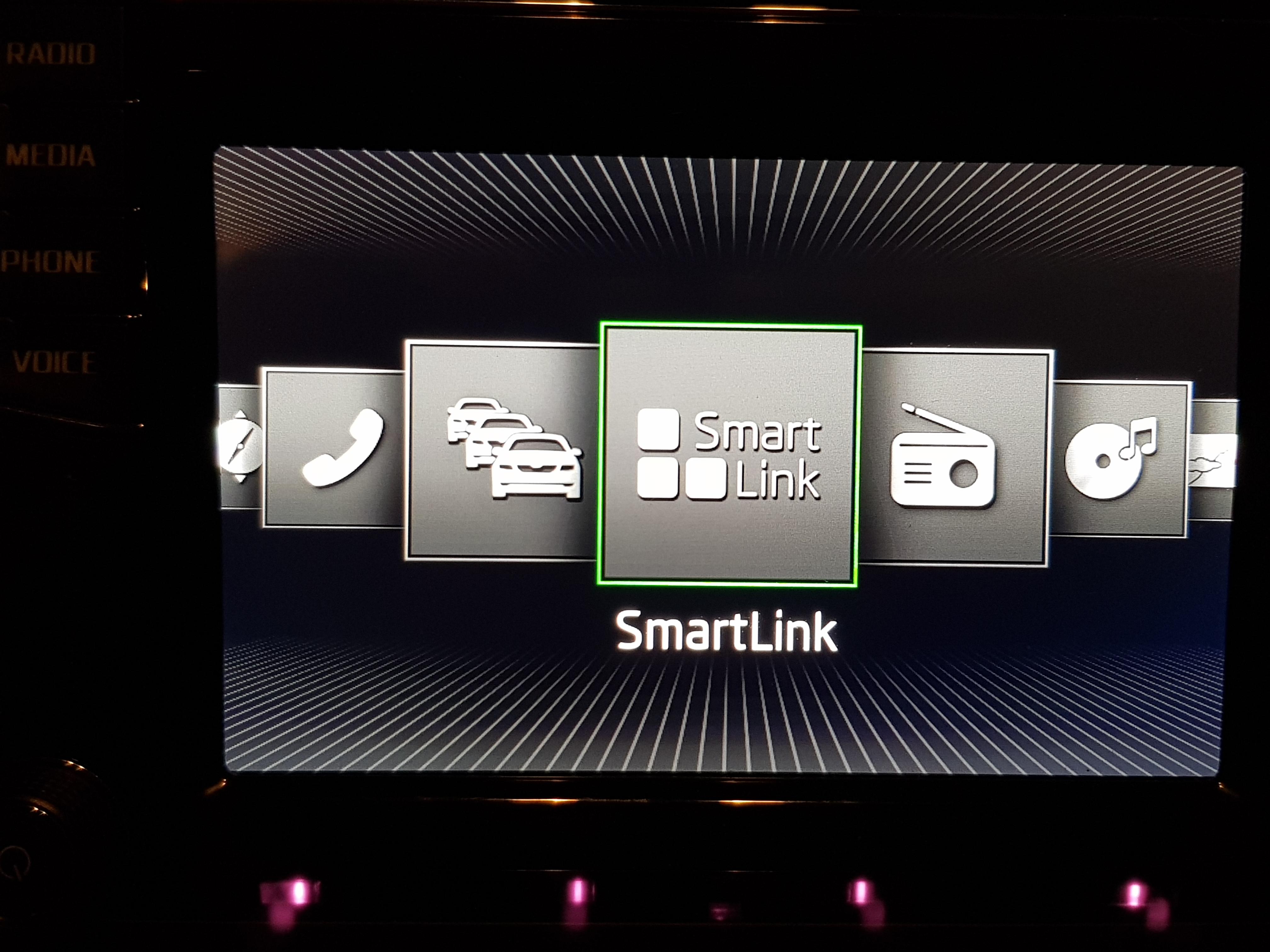 Smartlink Activation Skoda Yeti 2016 - Skoda Yeti - BRISKODA