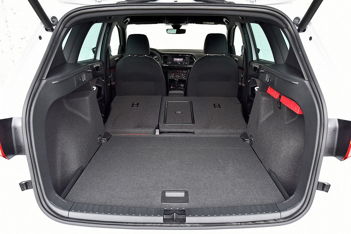 Anyone with 4x4, fixed seats, and a spare wheel? - Skoda ...