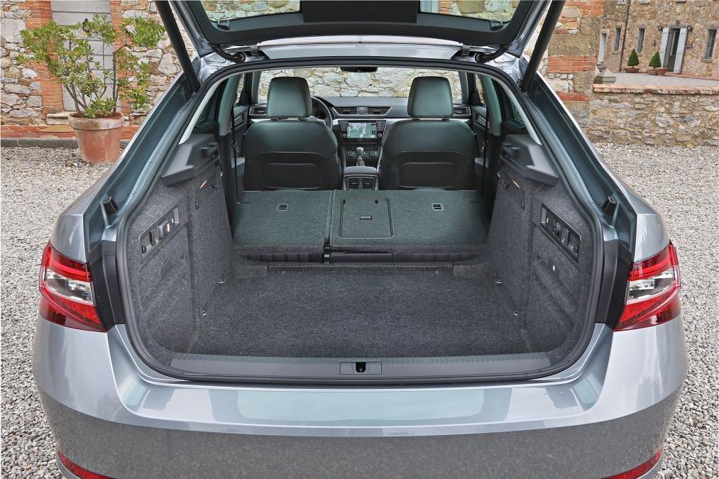 Passenger Seat Complete Fold Skoda Superb Mk Iii Briskoda