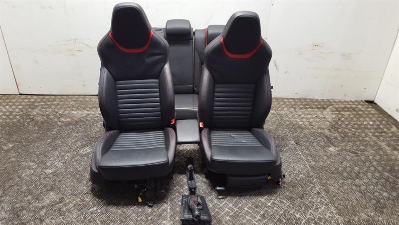 vRS Heated leather seat retrofit - Skoda Octavia Guides