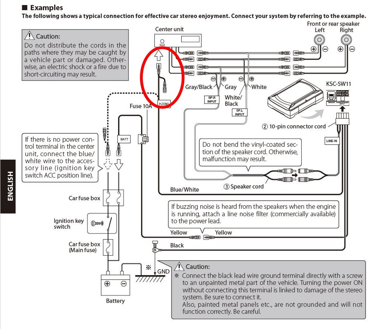 [GJFJ_338]  Sub Woofer Install - Page 2 - Skoda Octavia Mk III (2013 onward) - BRISKODA | Kenwood Ksc Sw11 Wiring Harness Diagram Model |  | BRISKODA