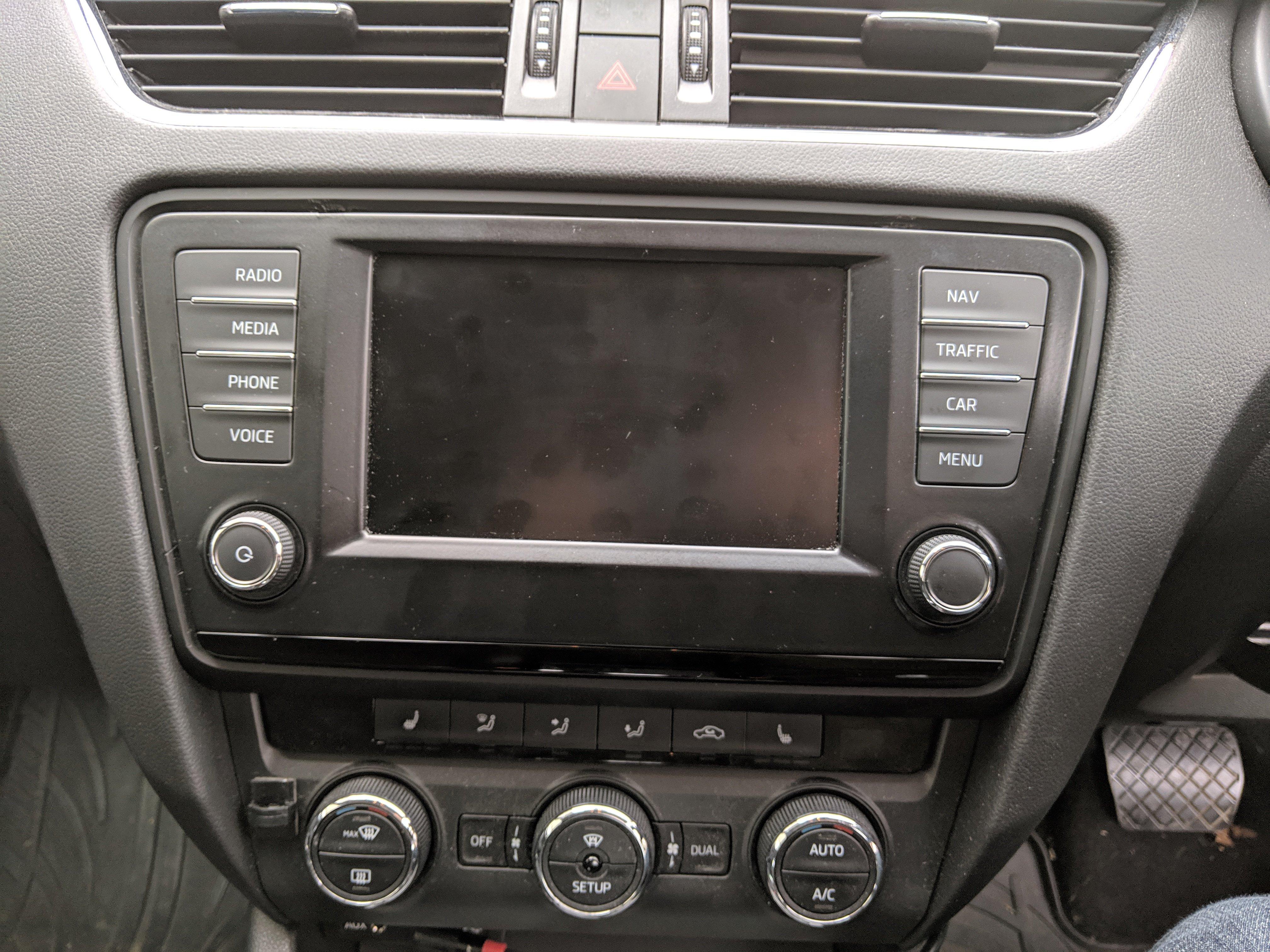 Android auto head unit - Skoda Octavia Mk III (2013 onward) - BRISKODA