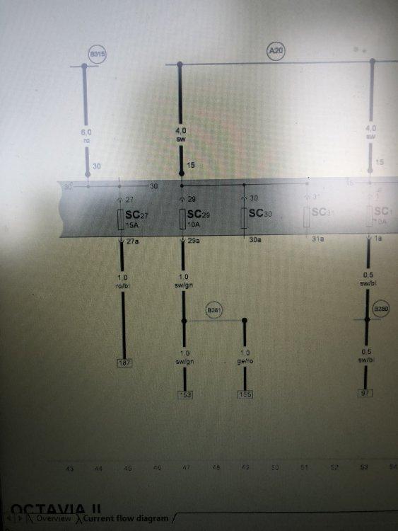 Maf Wiring Diagram  Help - Skoda Octavia Mk Ii  2004 - 2013