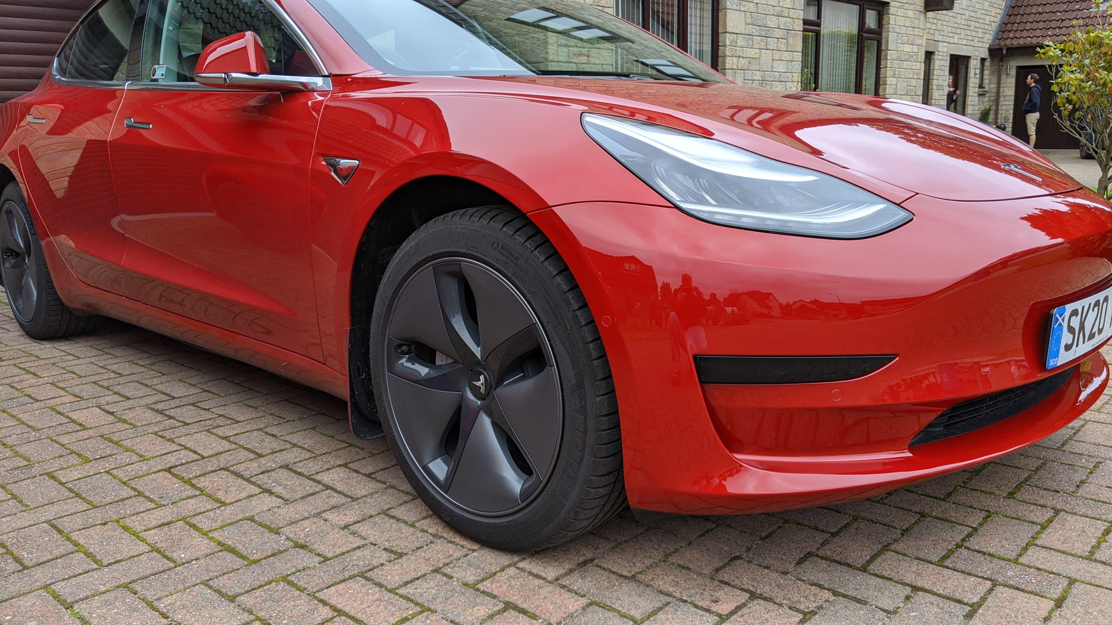My Tesla Model 3 - so far - Electric Vehicles - BRISKODA