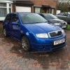 mk 1 fabia vrs parts for sale! - last post by hutchysrs50